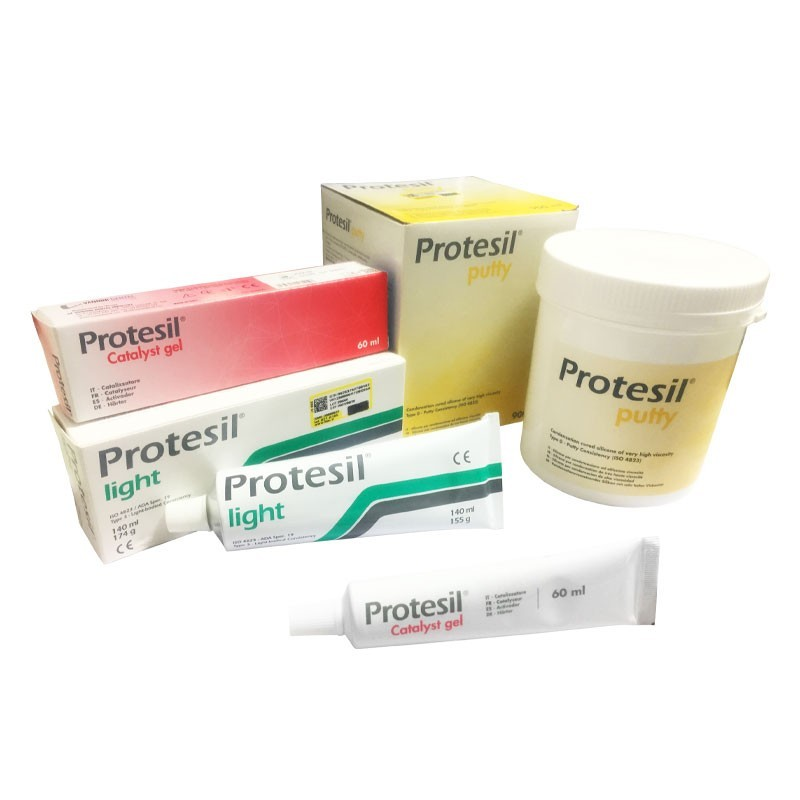 ست قالبگیری پروتسیل Protesil Molding Set