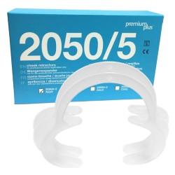 دهان بازکن بزرگسال و اطفال دوطرفه پرمیوم پلاس مدل 2050 Retractor Expandex Premium Plus