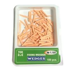 وج چوبی آناتومیک تور وی ام Wood Wedges TOR VM