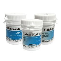پودر کلسیم هیدروکساید گلچای calcium hydroxide GOLCHADENT
