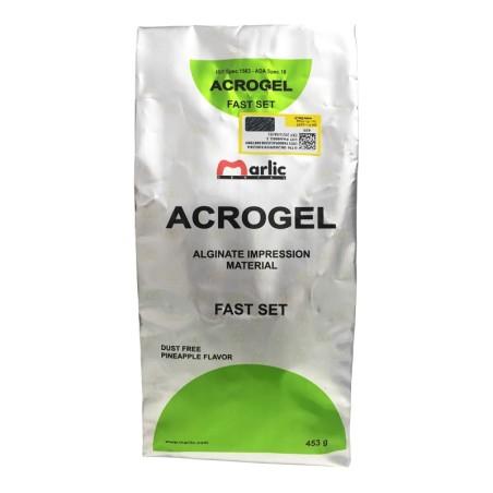 آلژینات آکروژل مارلیک آکروپارس ACROGEL Dental Alginate ACROPARS