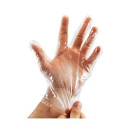 دستکش یکبار نایلونی مصرف نگین Disposable Gloves NEGIN