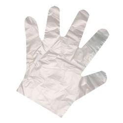 دستکش یکبار مصرف نایلونی نگین Disposable Gloves NEGIN