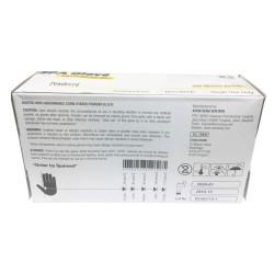 دستکش لاتکس کم پودر معاینه اس پی ای latex examination gloves SPA