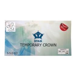 کیت روکش موقت آکریلی temporary crown
