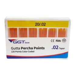 گوتا پرکا 2 درصد GGTdent
